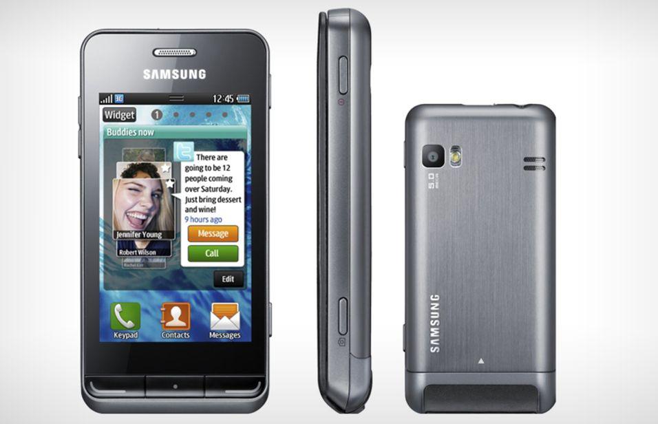 TEST: Samsung Wave 723