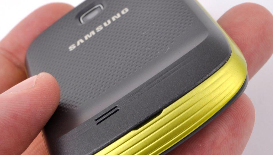 Prismessig viser Galaxy Mini de fleste Android-konkurrentene ryggen.
