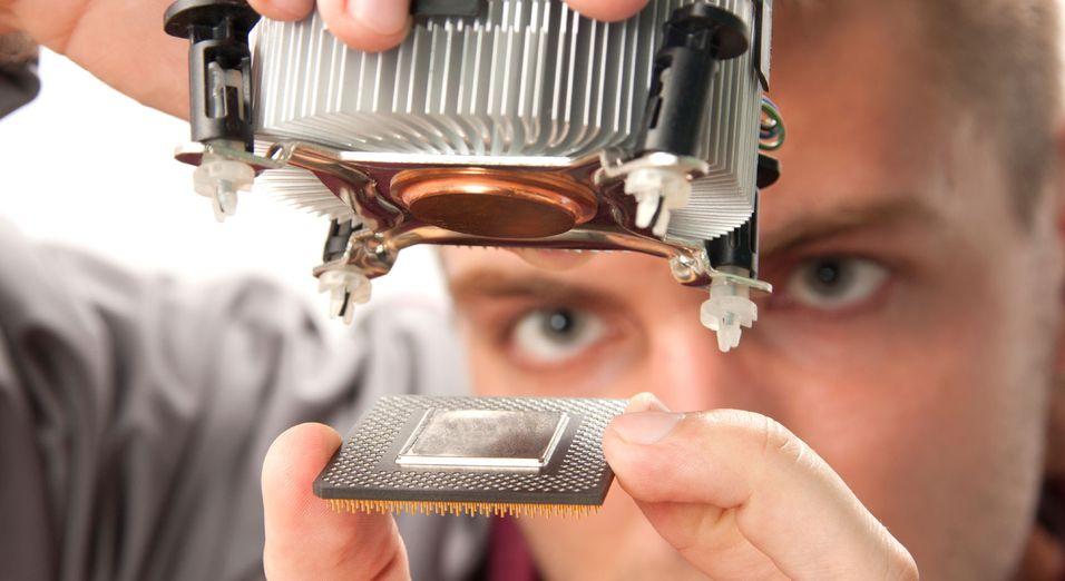Selv dagens toppmoderne datamaskiner baserer seg på et par helt grunnleggende elektroniske komponenter.