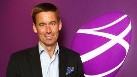 Administrerende direktør i TeliaSonera Norge, August Baumann.