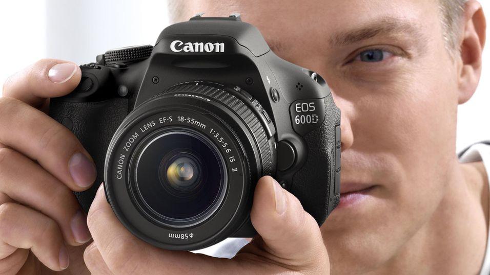 TEST: Canon EOS 600D