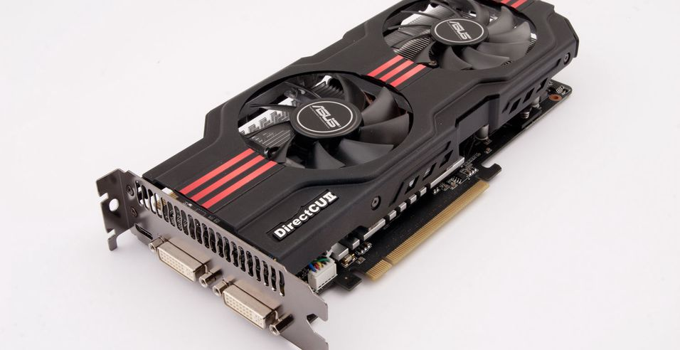 TEST: Asus GeForce GTX 560 DirectCUII TOP