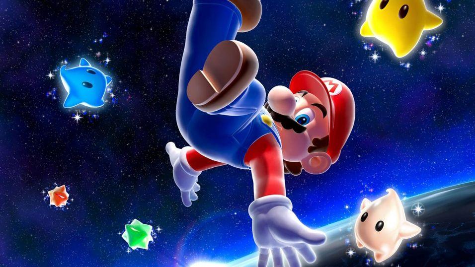 Derfor ble Mario en tjukkas