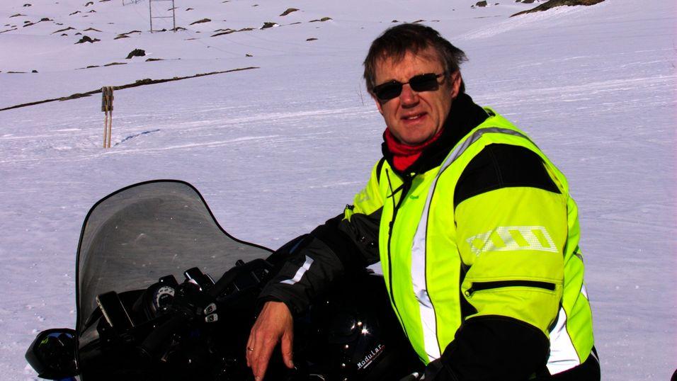 Bjørn Amundsen, dekningsdirektør i Telenor.