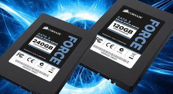 Corsair byr på kjappere SSD-er