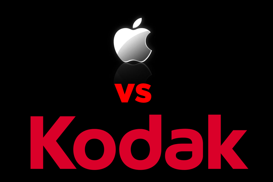 Kodak vinner rettstvist med Apple