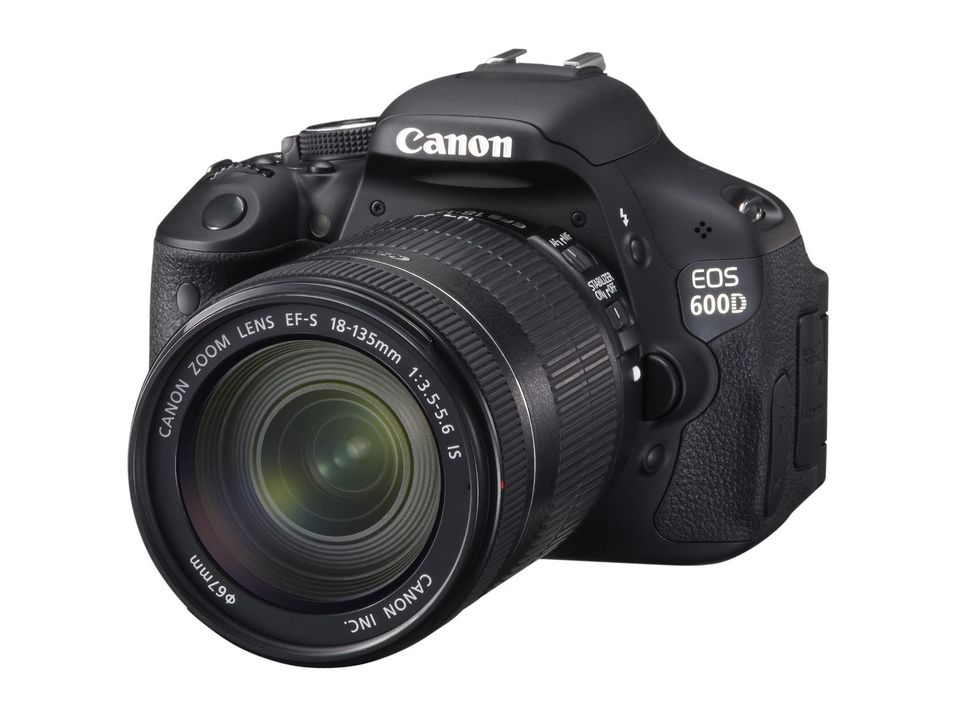 Ny firmware til Canon EOS 600D