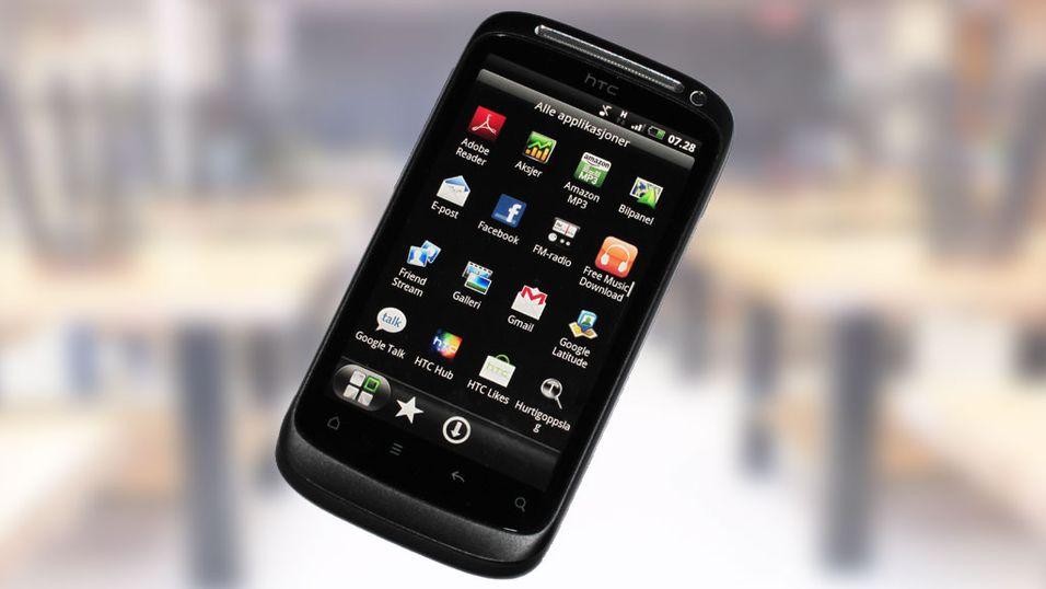 TEST: HTC Desire S