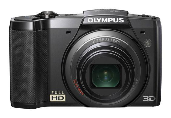 Frontbilde av Olympus SZ-20