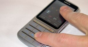 Test: Nokia C3-01