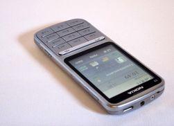 Sammenlignet med tidligere tiders mobiler er allikevel noe snudd på hodet.