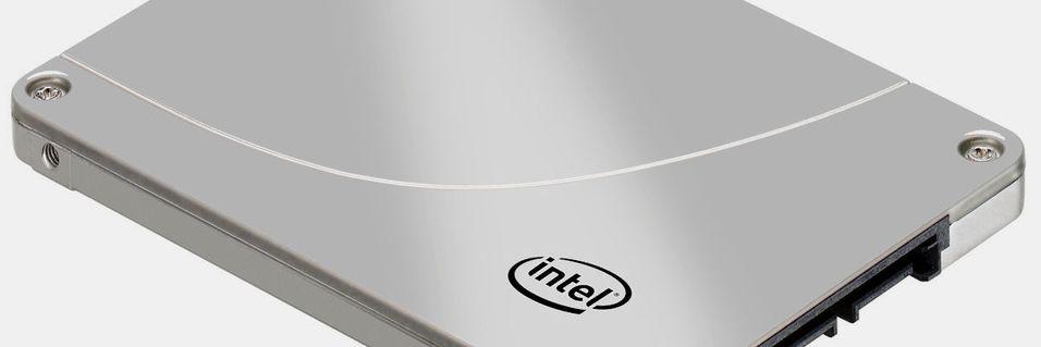 Intel har høyere tanker om egne SSD-er