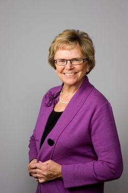 Samferdselsminister Magnhild Meltveit Kleppa