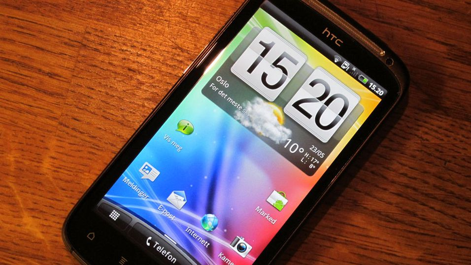 TEST: HTC Sensation