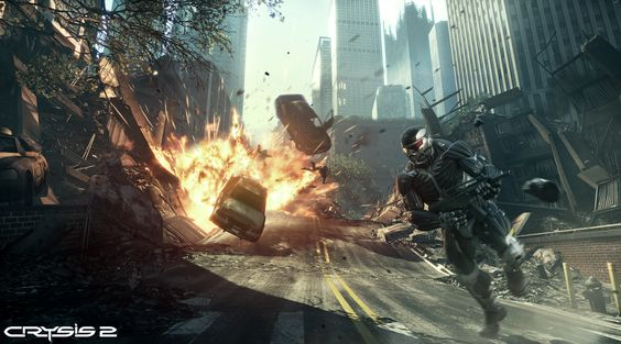 Er Crysis 2 best i full stereoskopisk 3D?