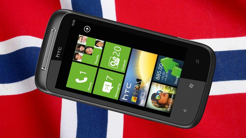 Windows Phone på norsk til høsten