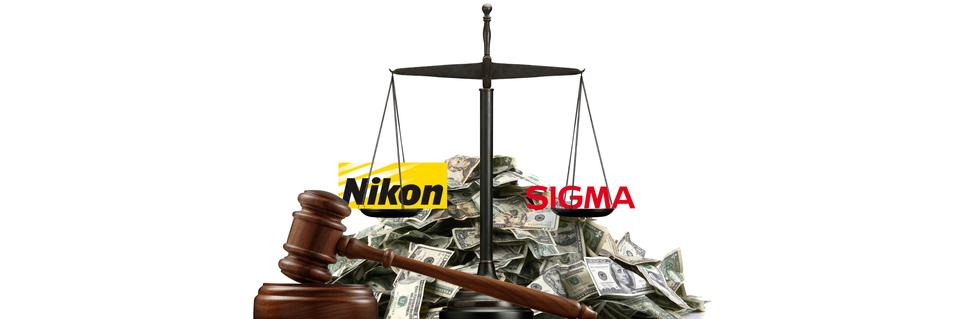 Nikon saksøker Sigma