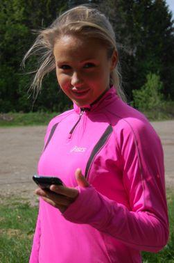 Rachel Nordtømme hater også å jogge. (Foto: Varog Kervarec)