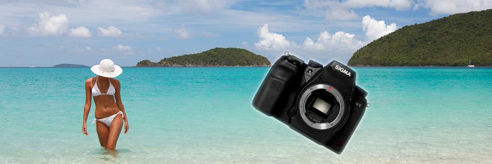 Nytt kamera til ferien?