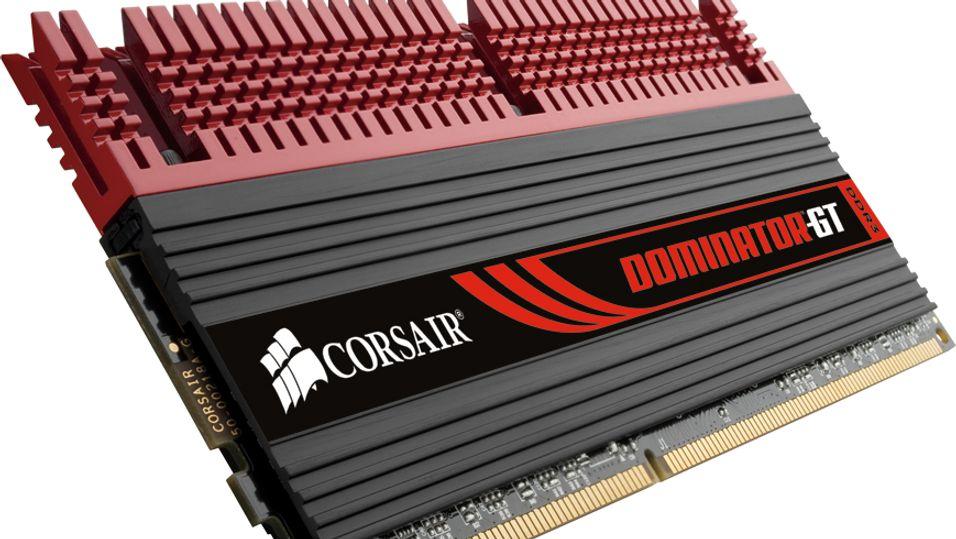 Corsair øker til 2625 MHz