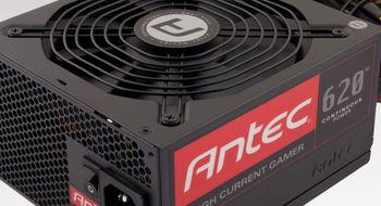Test: Antec High Current Gamer 620 W