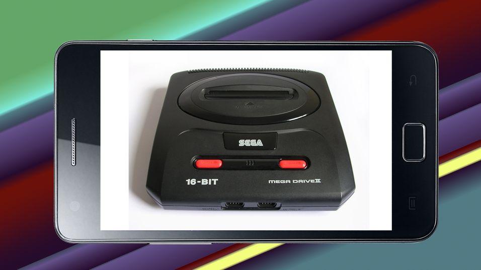 Sega-emulatorer bannlyst fra Android Market