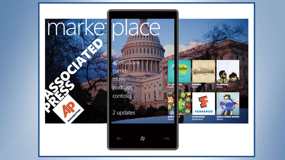 Marketplace runder 20 000 apps