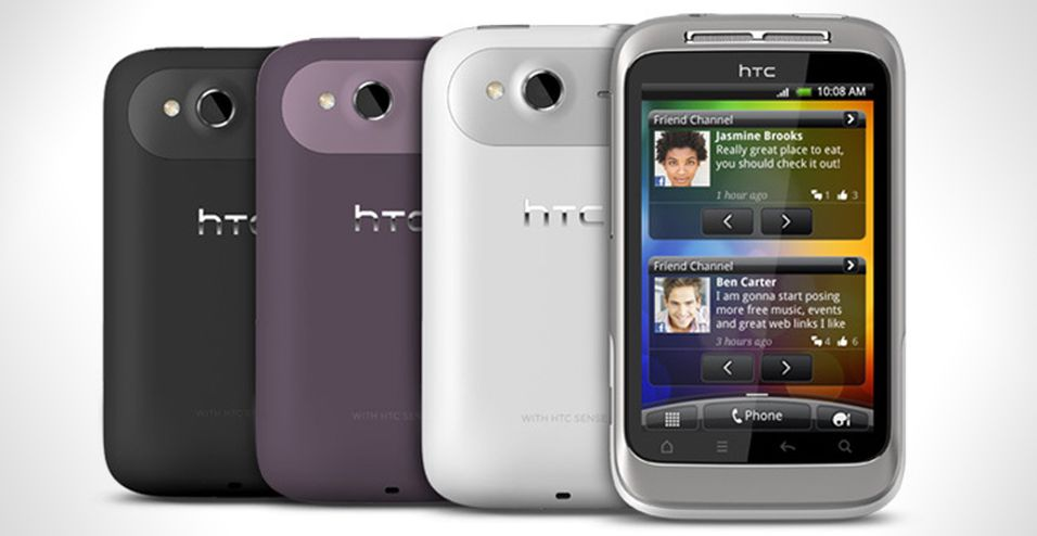 TEST: HTC Wildfire S
