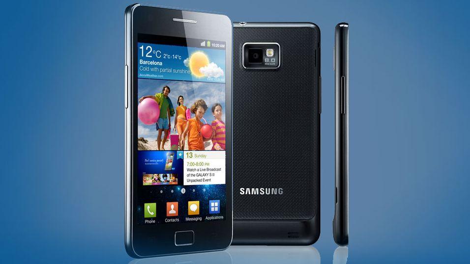 Galaxy S III lanseres tidlig i 2012