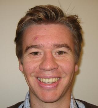 Alexander Bødtker, Hosting Solutions Specialist, Microsoft Norge