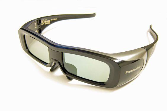 Nye 3D-briller