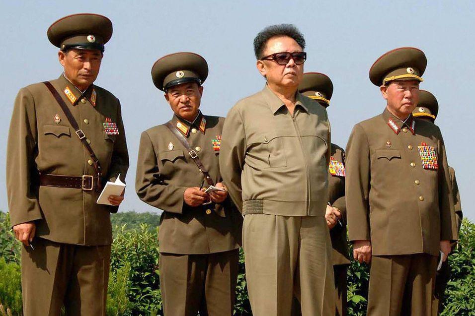 Nord-Korea ruster til cyber-krig
