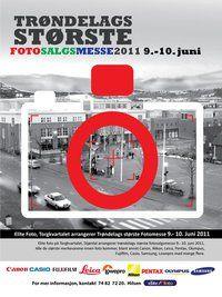 Trøndelags største fotosalgsmesse arrangeres neste helg.