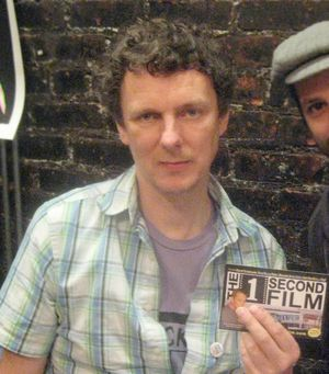 Michel Gondry. Foto: Collaborationfoundation