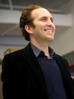 Scott Snibbe. Foto: Jean-Baptiste Labrune