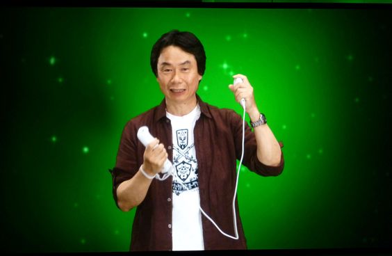Blir det Mario-oppfinner Shigeru Miyamoto som får vise frem Project Café?