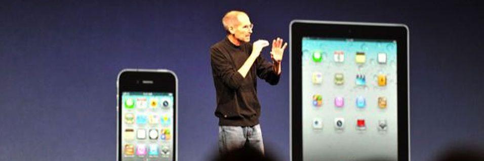 Vi følger Apples lansering