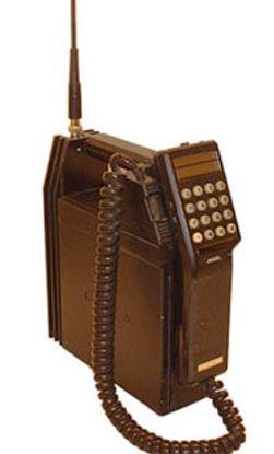 Nokia Mobira Talkman fra 1985 stråler mer enn mobilen din.