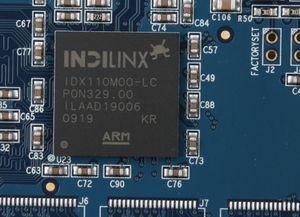 En SSD-kontroller fra Indilinx