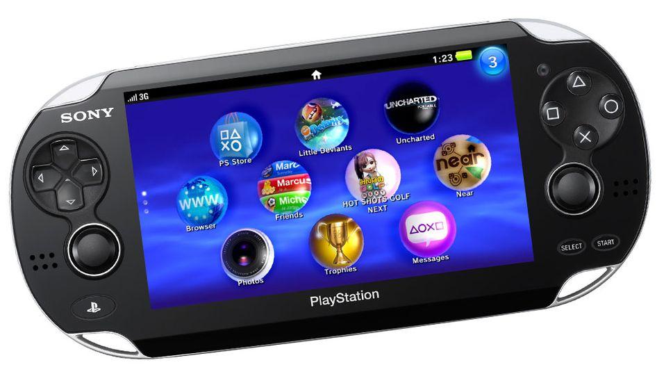 Sony avslørte PlayStation Vita