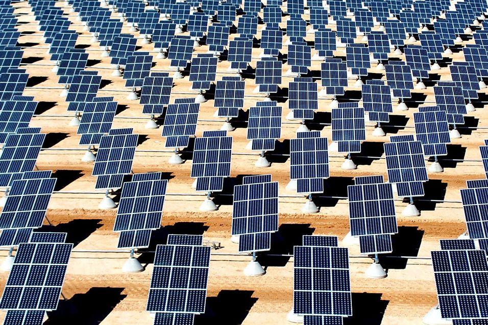 Utvikler verdens mest effektive solceller