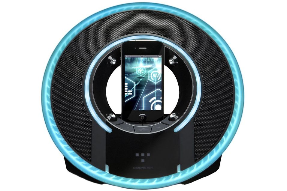 iPod-dock for Tron-fans