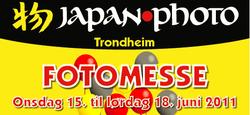 Fotomesse i Trondheim 15-18. juni