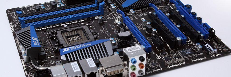 TEST: MSI Z68A-GD80