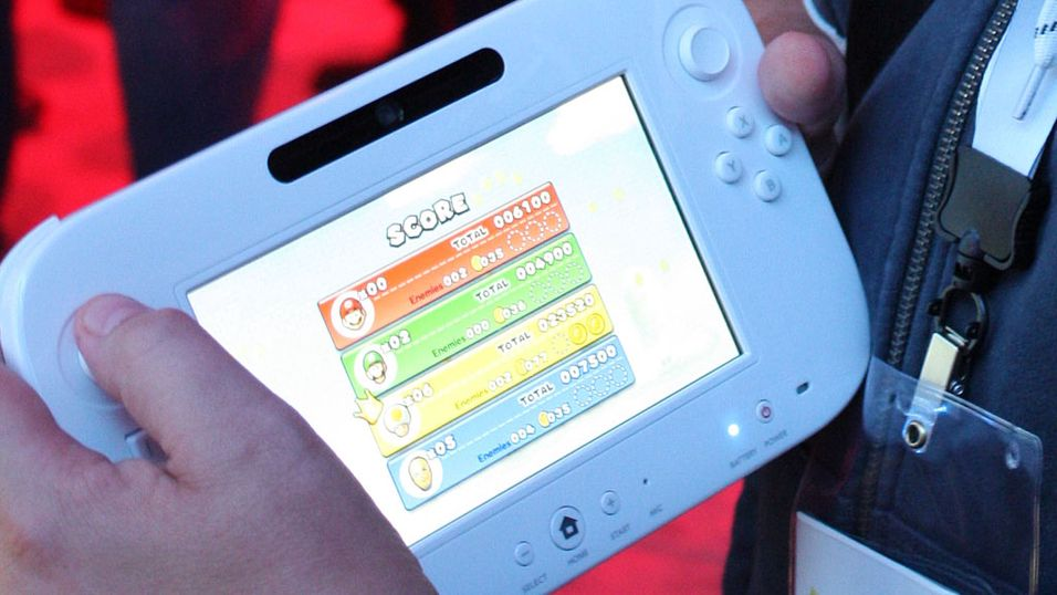 TEST: Nintendo Wii U