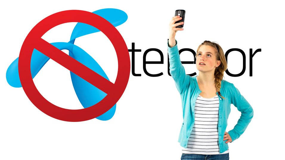Telenor tar det hele og fulle ansvaret