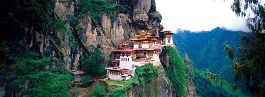 Kongedømmet Bhutan. Foto: Neil A. Meyerhoff