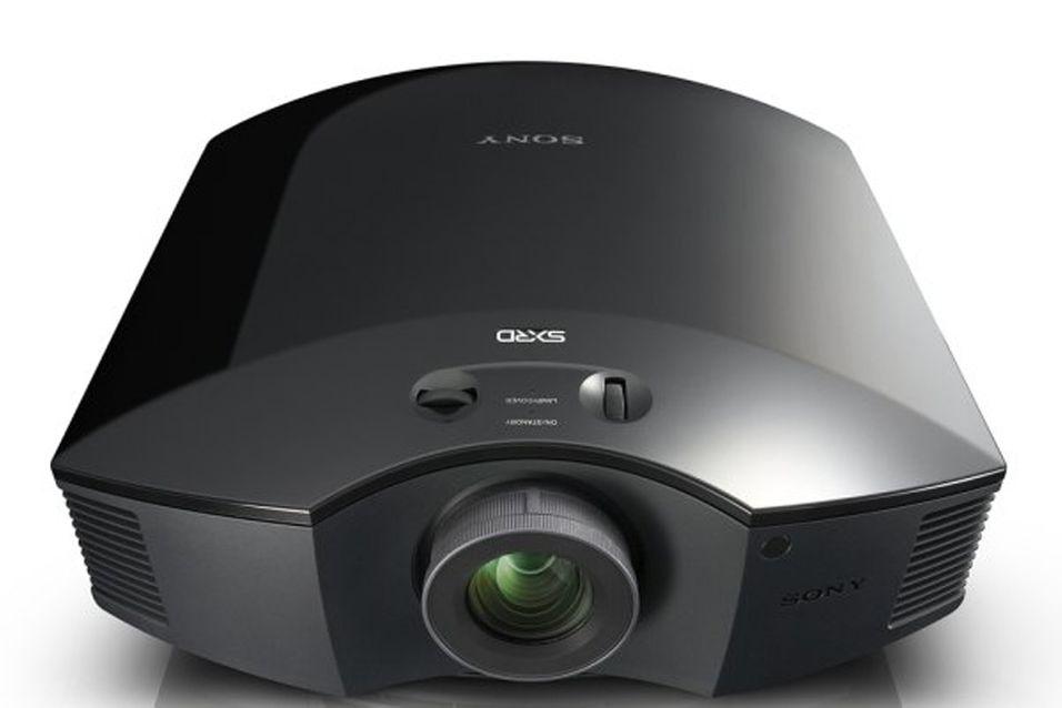 En 3D-projektor for alle