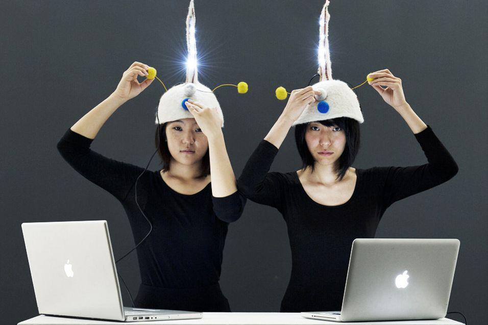 Hva tror du disse hattene gjør?