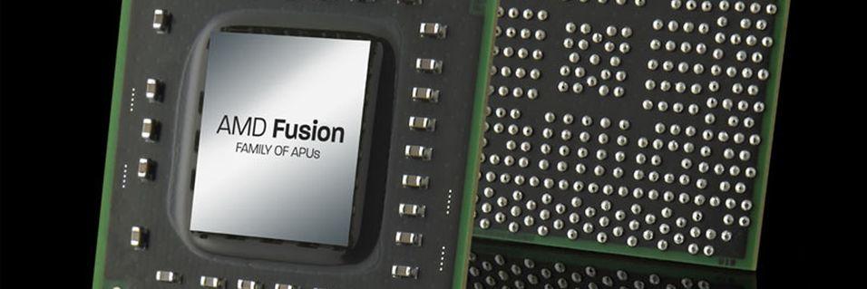AMDs Fusion blir kvassere
